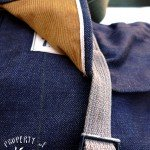 Denim Laptop Haversack Strap2 ©2012 Mister Freedom®