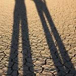 Salt lake shadows ©2012 Mister Freedom®