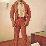 Chinaco outfit late 1800's (©Palacio de Cortez)