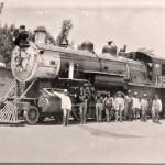 Pancho Villa's Train No.135 circa 1911