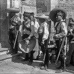 Zapatistas 1914 (©Fondo Casasola)