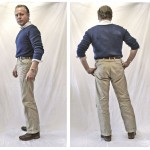 Hacendado Trousers silly fit pix ©2013 Mister Freedom®