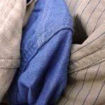 Hacendado Sack Coat seams ©2013 Mister Freedom®