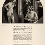 Palm Beach Mills 1920 Ad
