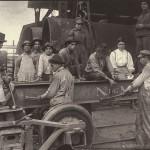 Railroad workers, Indianilla 1922 ©Fodo Casasola