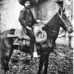 General Zapata in Charro suit