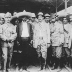 Zapata waiting for Madero 1911 ©Fondo Casasola