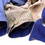 Hacendado Sack Coat cuffs ©2013 Mister Freedom®
