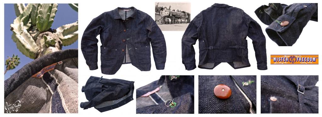 Loco Jacket montage Mister Freedom® ©2013