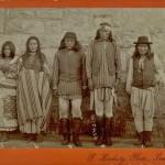 Chiricahua Apache 1886