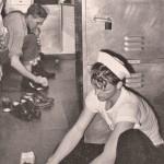 Cruiser crew 1944 ('At Ease' ©Evan Bachner))