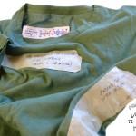 Vintage USMC shirt (MF® archives)