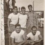 USN Sailors circa 1943 (MF® private collection)
