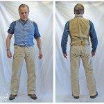 Hacendado Waistcoat fit ©2013 Mister Freedom®