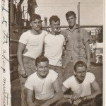 USN Sailors circa 1943 (MF® private collection)