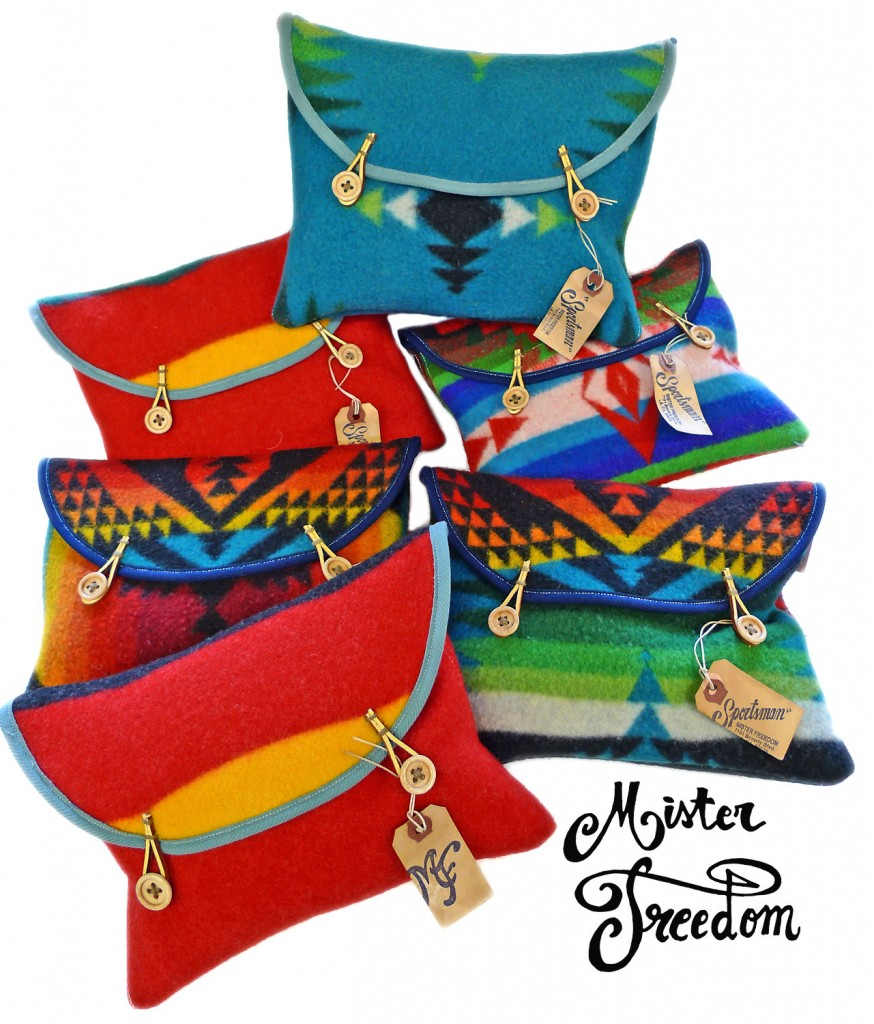 iPad Trade Blanket Woolies ©2013 Mister Freedom®