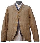 Hacendado Sack Coat stripe