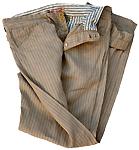 Hacendado Trousers stripe