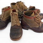 Trooper Boots prototypes Mister Freedom 2014
