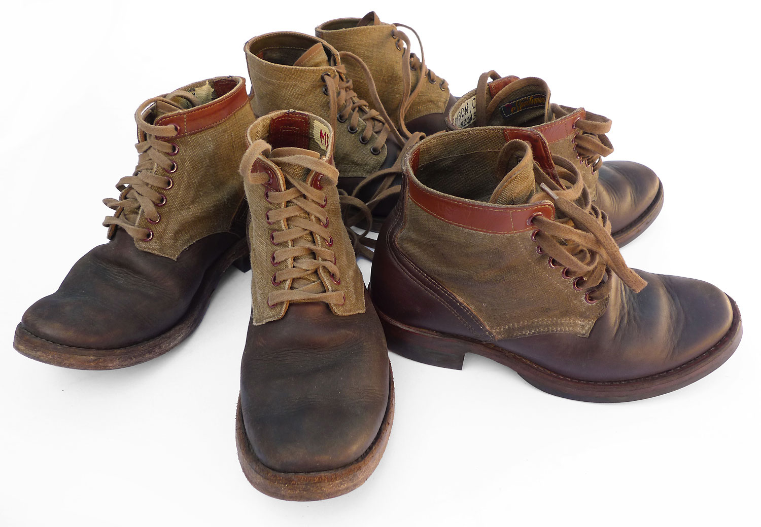 The Trooper Boots By Mister Freedom 174 Made In Usa