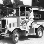Adhor Co delivery driver 1931