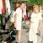 Christophe Loiron and Tug Mombasa 1987