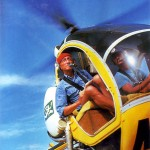 Cousteau Hughes Helicopter