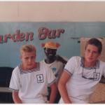 Christophe Loiron Tug Mombasa Kenya 1987