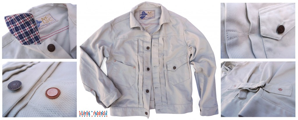 Mister Freedom Sportsman 2014 Ranch Blouse