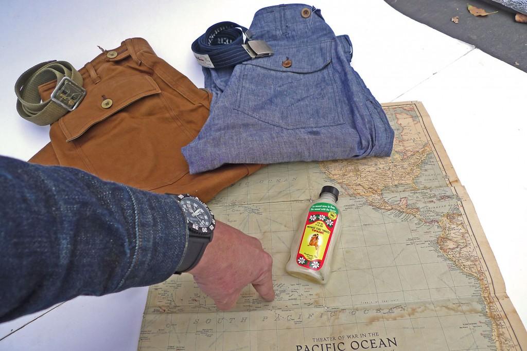 Mister Freedom Crew Pants 20 Monoi Tiki 14