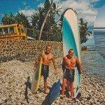 The big waves of Molokai