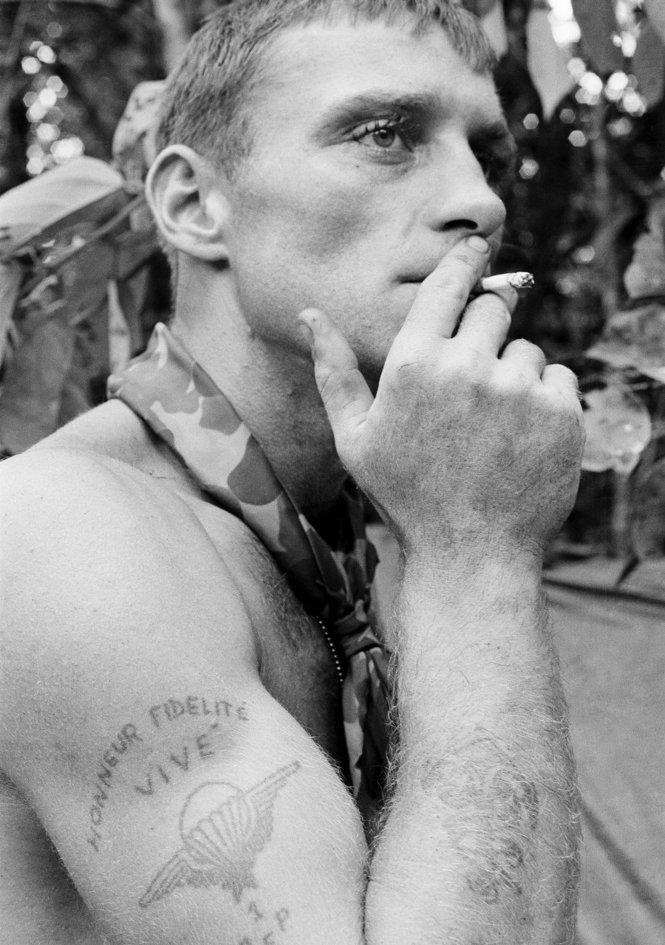 Ruediger Richter 1966 AP photo Henri Huet