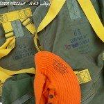 Vintage aircraft survival gear