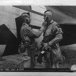 C. Ware & C. Plaudo, England June 1944