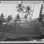 Zamperini Green Hornet 1943