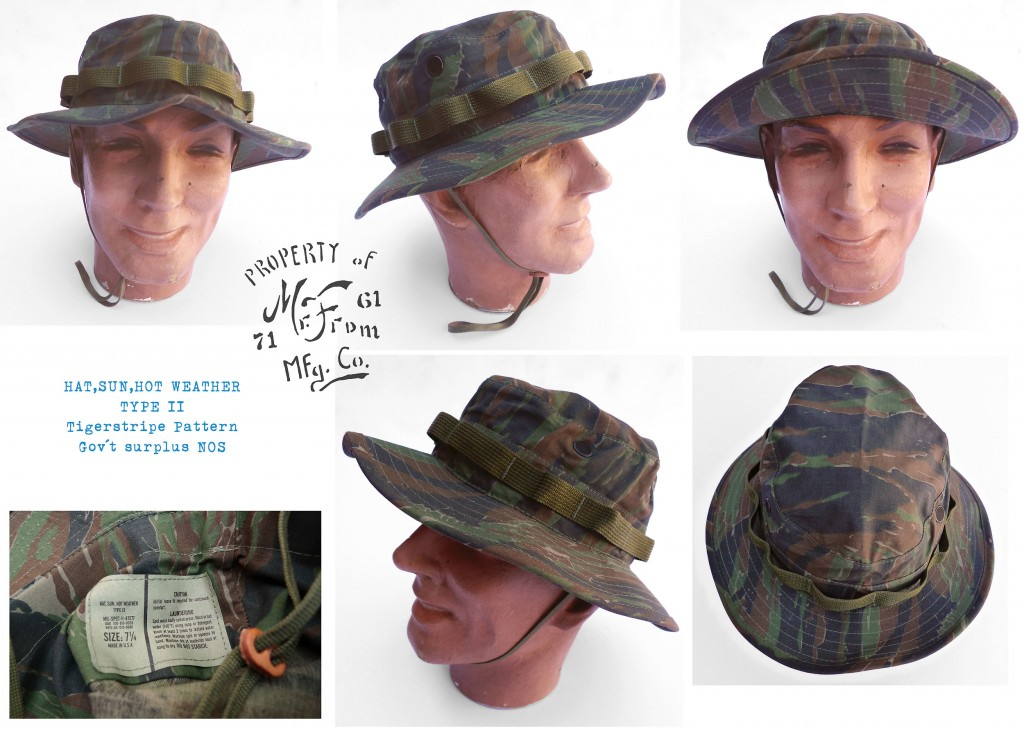 Mister Freedom Boonie Hat 2014