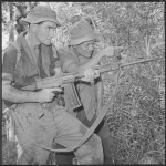Borneo 1965 Autralian troops
