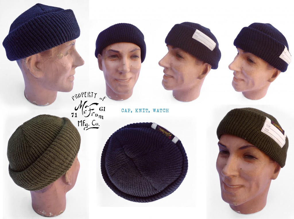 Mister Freedom Watch Cap Fall 2014