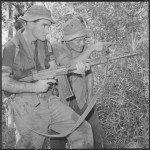 Borneo 1965 Autralian troops