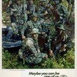 Recruiting Ad US Marines