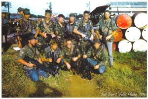 Seals Team1, Juliet Platoon, 1970