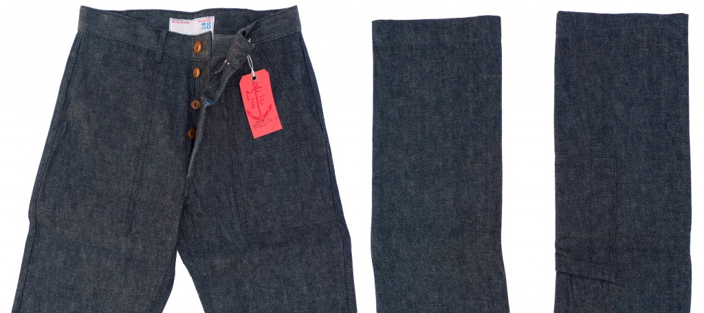 Mechanics Trousers Mister Freedom Sea Hunt 2014