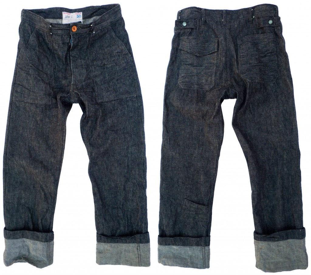 Mechanics Trousers Mister Freedom Sea Hunt 2014