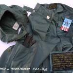 Vintage USAF trousers 1957