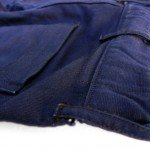 Indigo deck pants Mister Freedom 2014 (1)