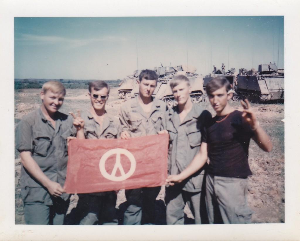 """Photo courtesy Rich """"Jonesy"""" Jones 1969-70"""