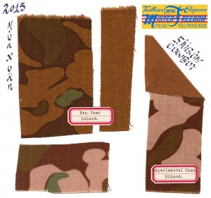 MF® Experimental Camouflage Spring 2015