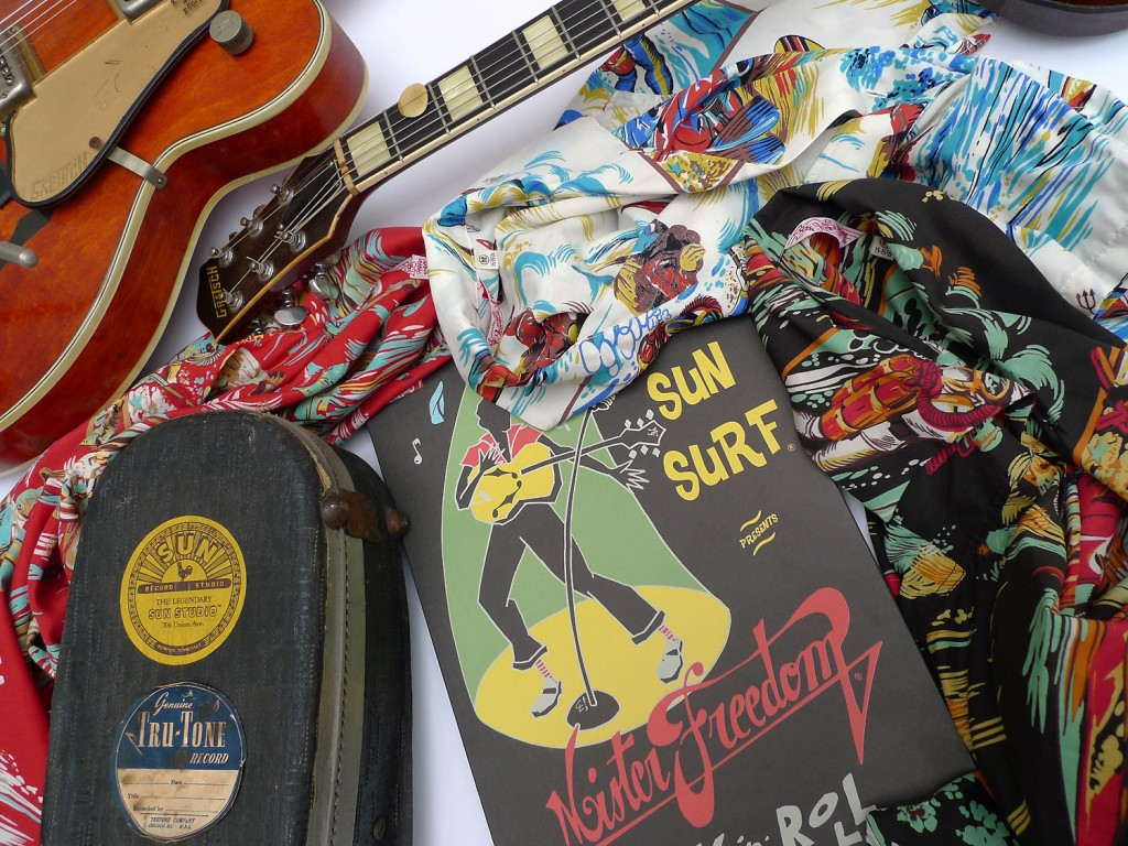 Mister Freedom Sun Surf Rock'n'Roll Spring 2015