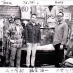 Tom, Fukutomi and Honma from Toyo Enterprises (circa 2007)
