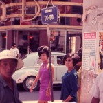 Tu Do Street (circa 1966) Courtesy Rachel Smith
